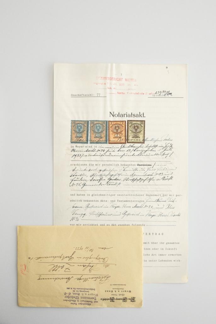 Notariat Weyer Mag. Jürgen Steinhauser